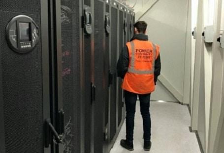 Emergency Data Center Generators