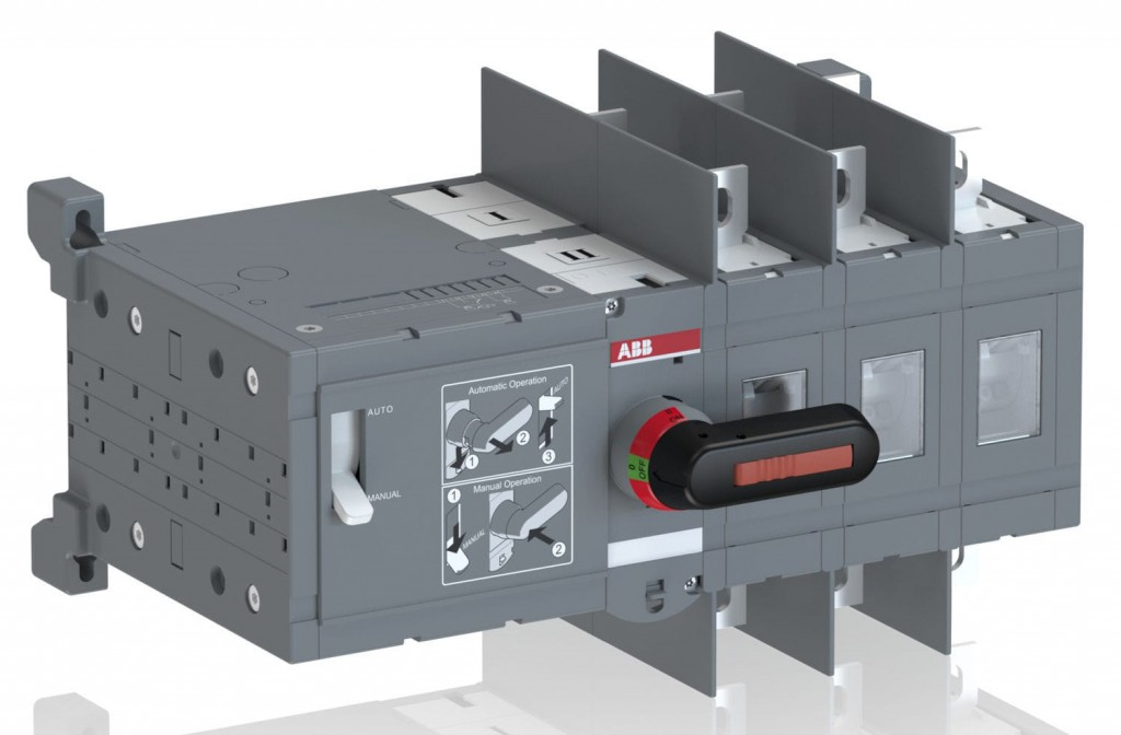 ABB motorised switch