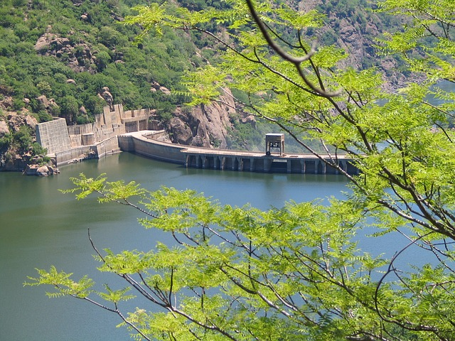 hydro electric pumped storage