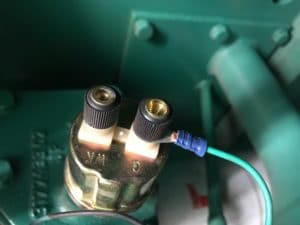 oil sender pressure switch