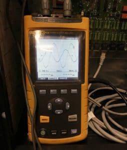 Hertz Frequency metre