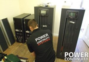 Uninterruptible power supply (UPS) system