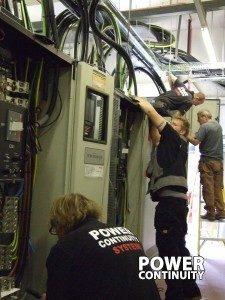UPS-maintenance