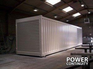 Diesel Generator Attenuation
