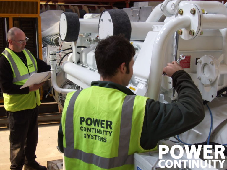 custom built generators openset