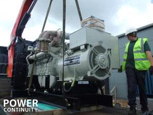 custom built generators 1000 kVA