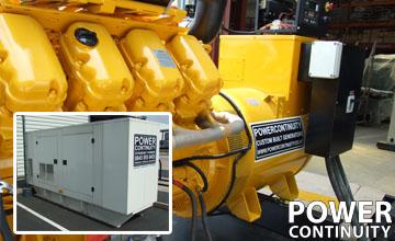 dieselgenerators
