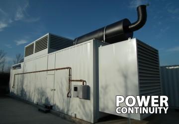 Silent Generators 2000 kVA