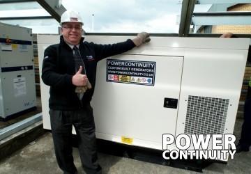 Silent Generators 100 kVA