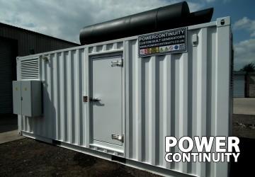 Silent Generators 1000 kVA