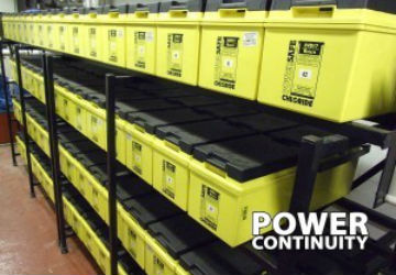 UPS batteries openracks