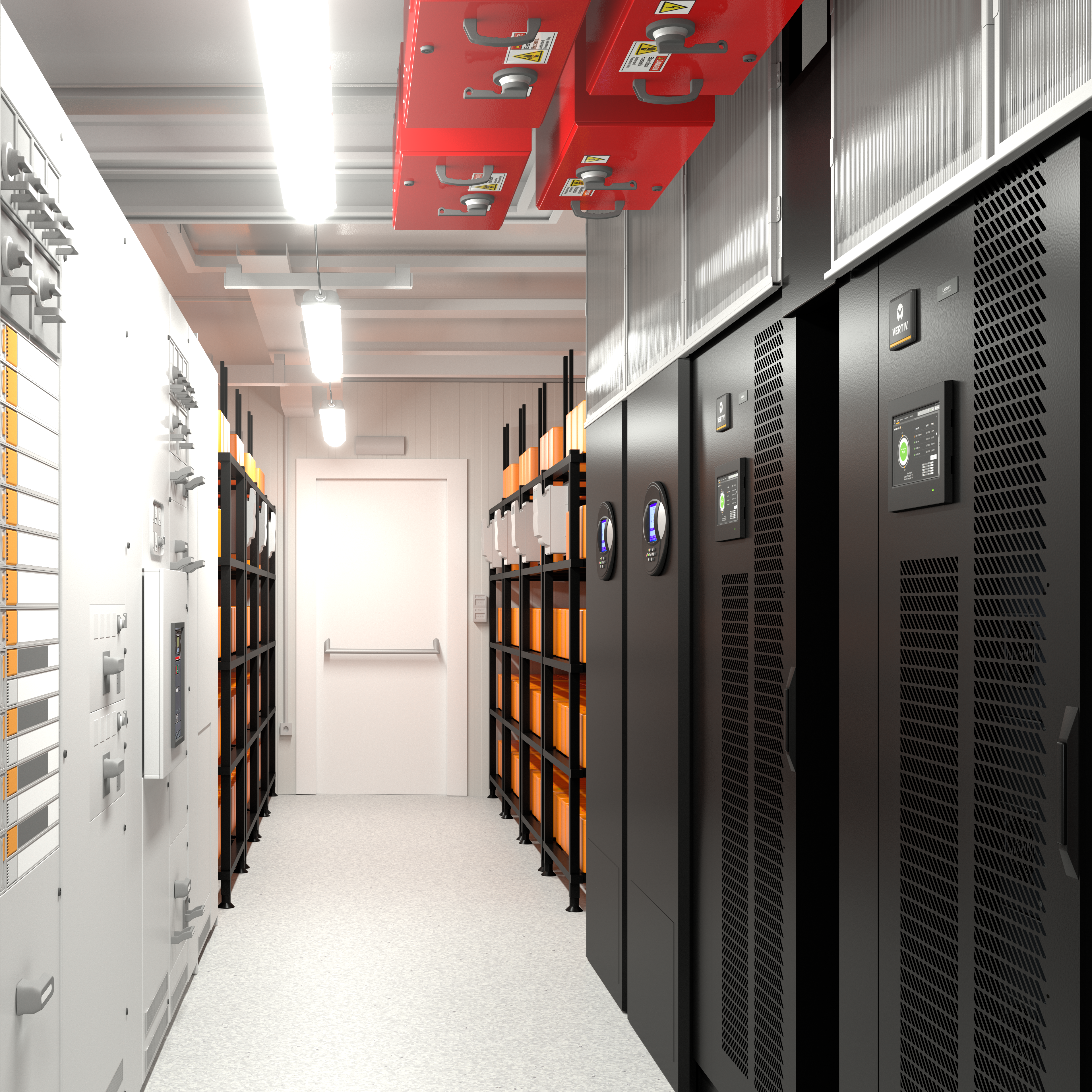 Data Centre Design and Build Upgrade