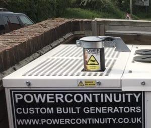 Custom built generators