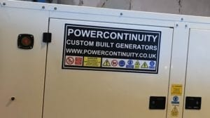 Power continuity custom