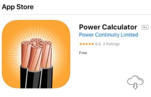 App Store Power Calculator