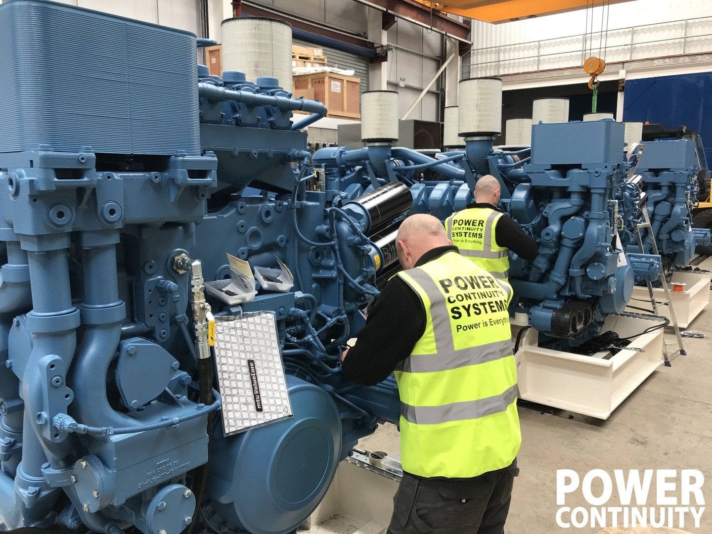 Powercontinuity-manufacturing-standby-diesel-generators