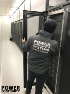 Data Centre Design and Build Engineer