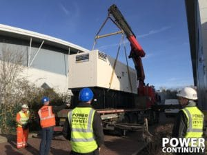 Powercontinuity-installation-Generator-power-systems