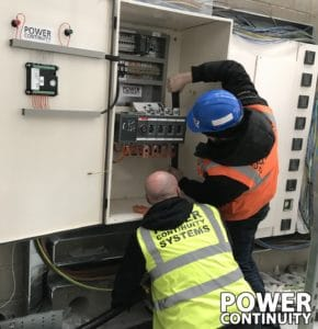 emergency power systems installations