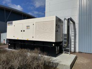 Sizing a Deisel Generator