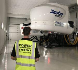 Aerospace Generator Peak Demand