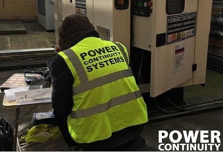 Generator for Transport Industry