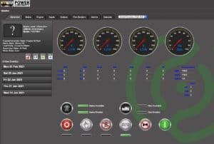 Remote Monitoring Generator