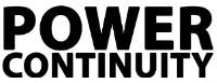 Power Continuity | UPS Systems | Diesel Generators Logo